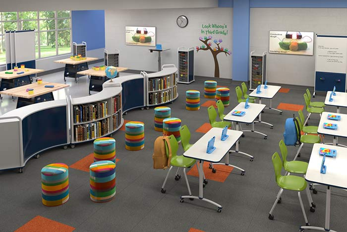 School Furniture Carmel, IN  ESP Business Furnishings